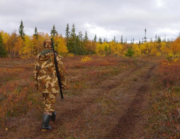 Охотники из Орла отказываются зачехлять оружие