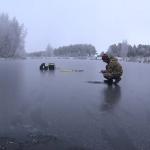 Рыбак из Челябинска во время рыбалки провалился под лед и погиб