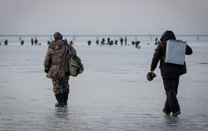 Сезон зимней рыбалки в Приморье только открывается