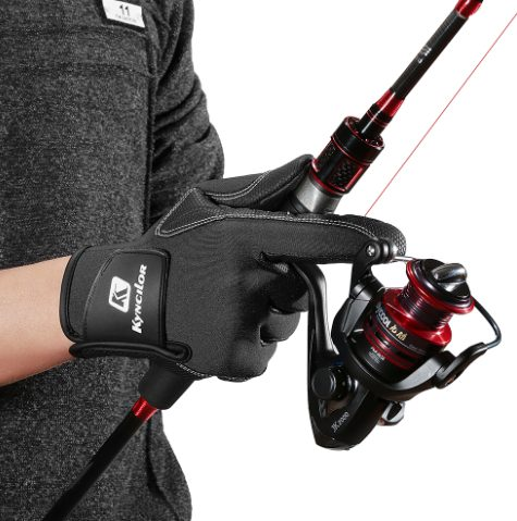 Чтобы на рыбалке не мерзли руки, Вам нужно всего-то …
