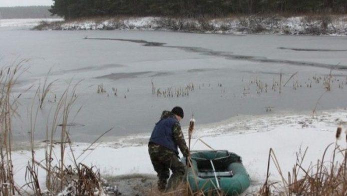 Кировский рыбак погиб во время ловли рыбы