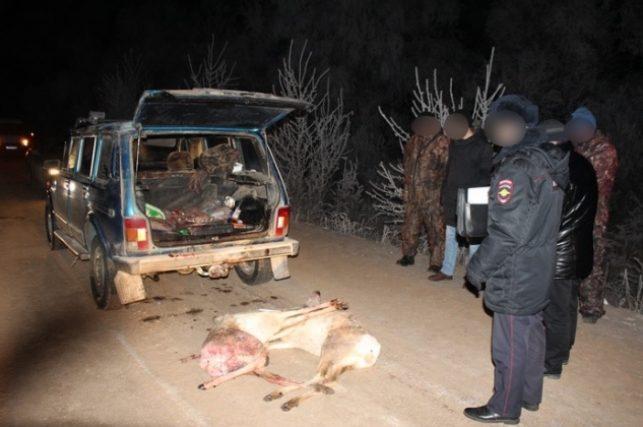 Среди браконьеров был обнаружен охотовед Оренбуржья
