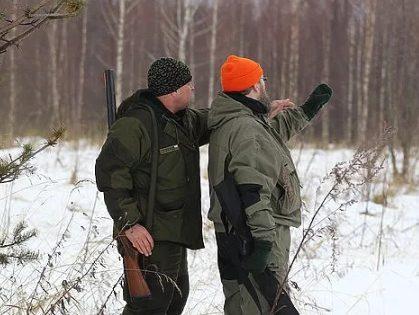 В Омске подстрелен охотинспектор своим приятелем