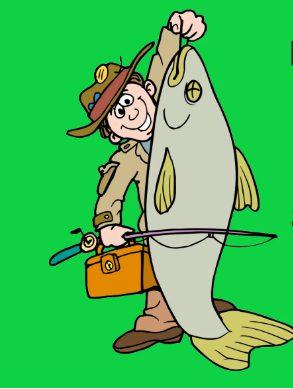 Анекдоты про рыбалку