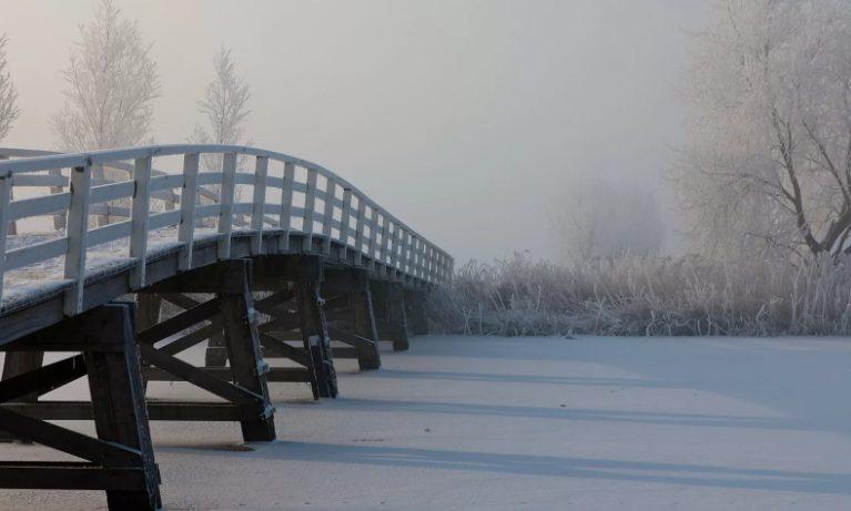 В Серпухове рыбак провалился в ледяную воду во время рыбалки