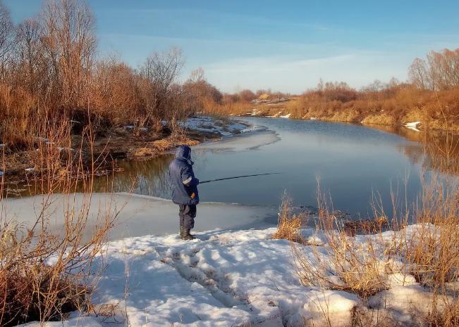 Нерест в Ленинградских водоемах уже начался