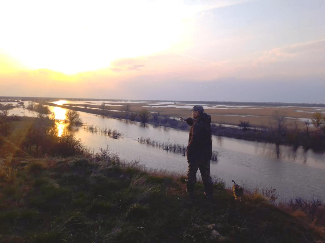 Астраханские рыбаки негодуют: вода уходит, а селедки все нет