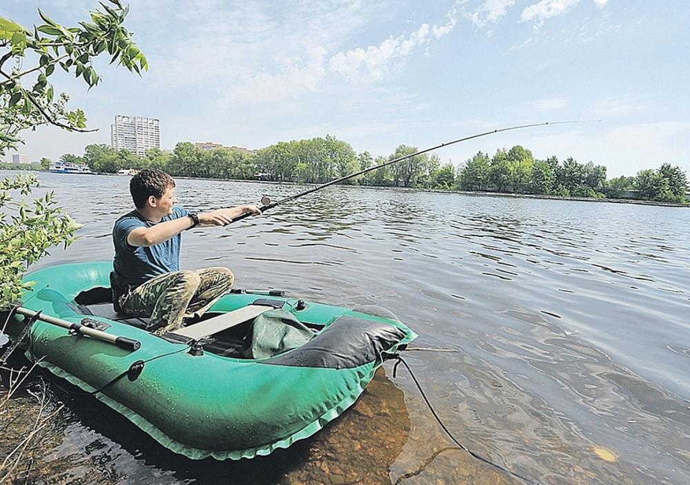 Хорошая новость из Росрыболовства - повсеместного запрета на рыбалку не будет