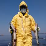 На рыбалку во всеоружии против страшного вируса!