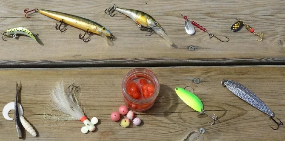 Оснастка для ловли форели