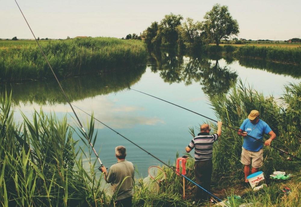 Особенности рыбной ловли в России