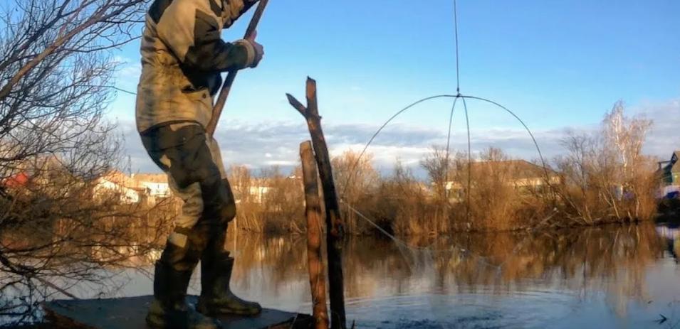 Рыбак из Краснодара наловил рыбы на 600 000 рублей штрафа