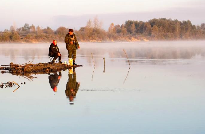 Рыбалка в Нижнем Новгороде запрещена в связи с нерестом
