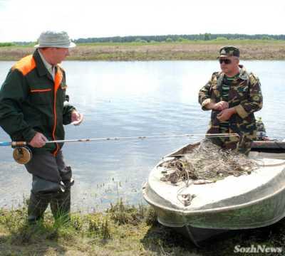 Рыбаков-одиночек в Саратовской области штрафовать не будут
