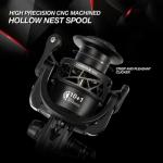 Piscifun Carbon X - легкая и быстрая катушка для спиннинга отличного качества!
