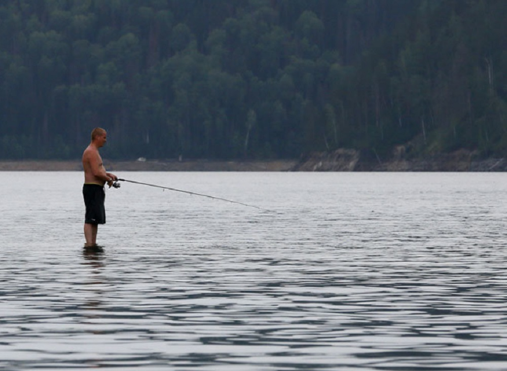 Рыбалка – дело серьёзное