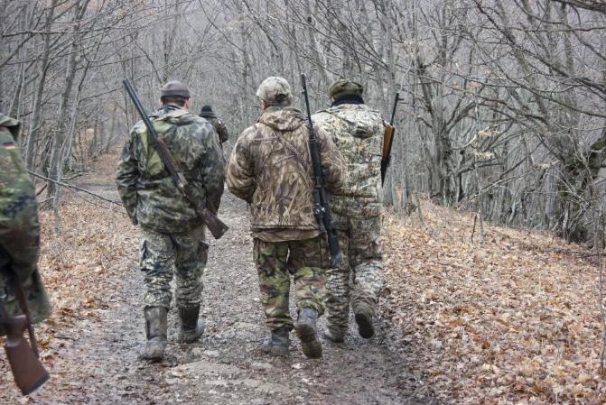 Крымские охотники в любой ситуации останутся на связи