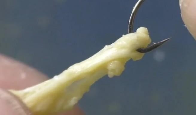 Насадка «Резиновая манка» понравится любой белой рыбе