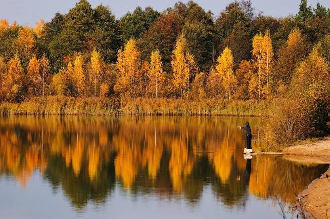Рыбалка в Волгограде пройдет с некоторыми ограничениями