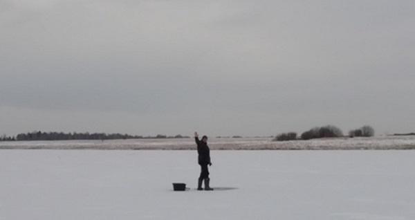 Зимняя рыбалка уже стартовала в Тюменской области