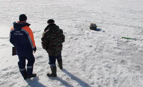 Владимирских рыбаков полицейские уже выгоняют со льда
