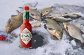 «Табаско» - экстраординарная прикормка, которая не оставит рыбу без внимания