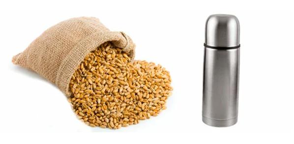 Запаренная пшеница – качественная насадка для рыбалки