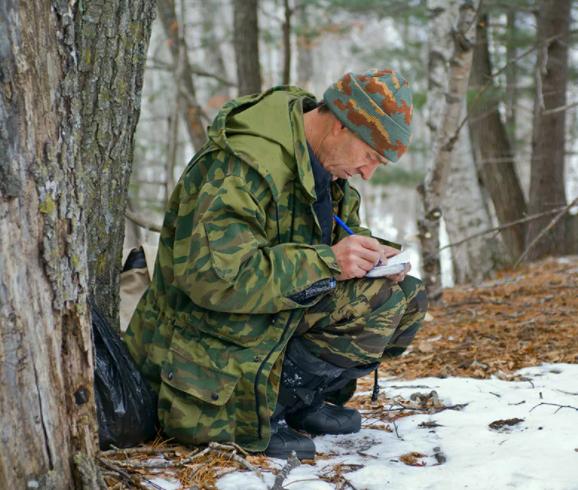 Убит охотинспектор в Краснодарском крае