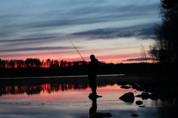 Ловим рыбу в апреле. Несколько дельных советов