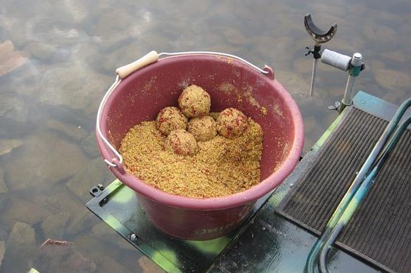 Провоцируем рыбу на клев при помощи правильного корма