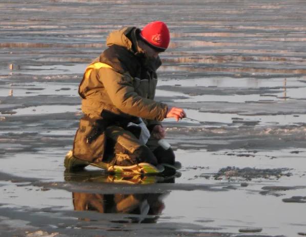 Рыбалка ценой собственной жизни – это все про Казань