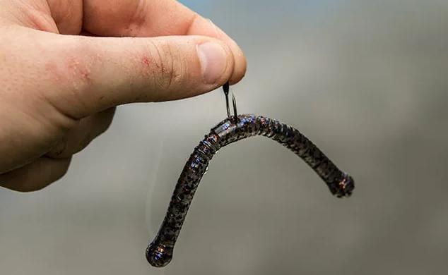 Вэки – классная оснастка, если рыбалка со спиннингом