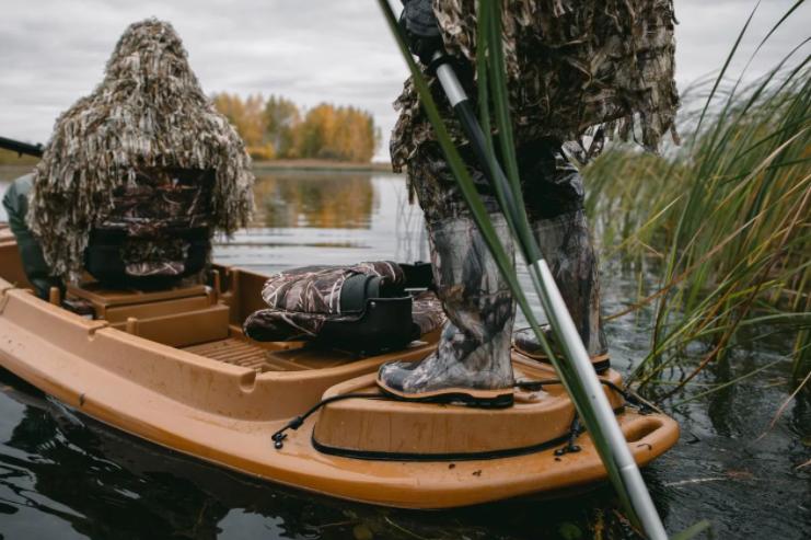 Охотника из Калуги подозревают в браконьерстве