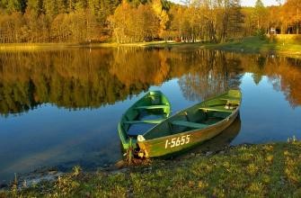 Всем рыбакам на заметку: рыбалка в осеннюю пору