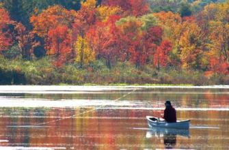 Идя на рыбалку с лодкой – будьте предельно осторожны!