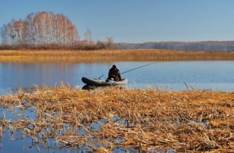 Осенняя рыбалка намного опаснее. Соблюдайте правила